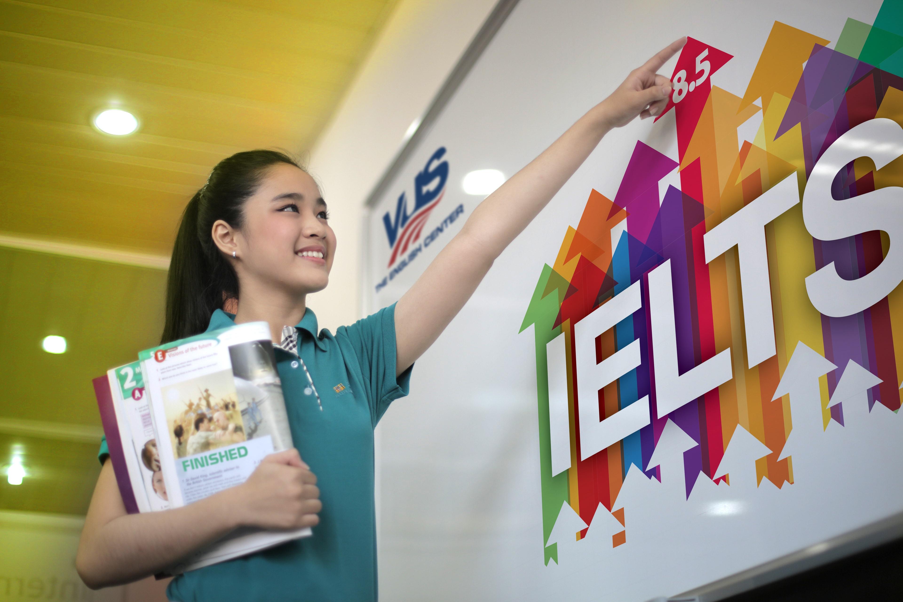 Du học Hàn Quốc bằng tiếng Anh cần có chứng chỉ IELTS